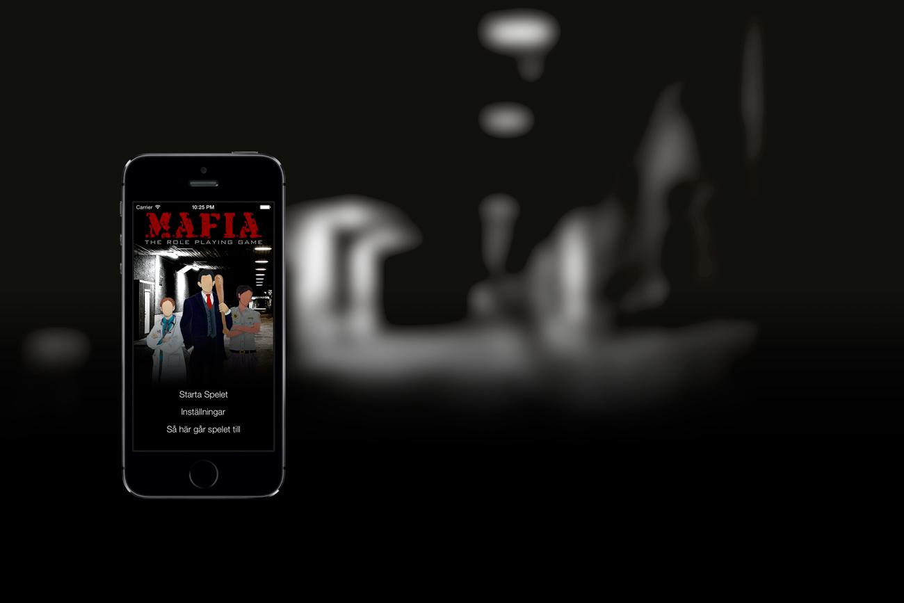 Mafia App cover image left